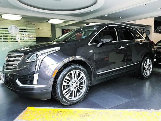 Cadillac Xt5 2017