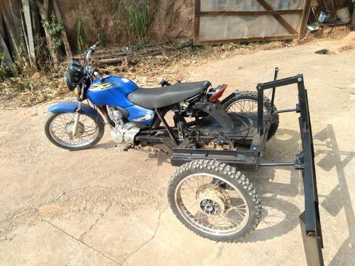 Triciclos Agrícolas Aliado Com O Produtor  Rural