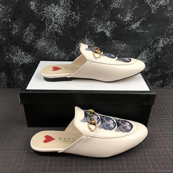 Sapato Mule Gucci
