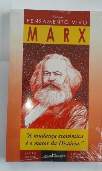 Marx - Coleção Pensamento Vivo.
