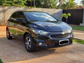 Chevrolet Onix Ltz 1.4 2017/18 Preto (ouro Negro)