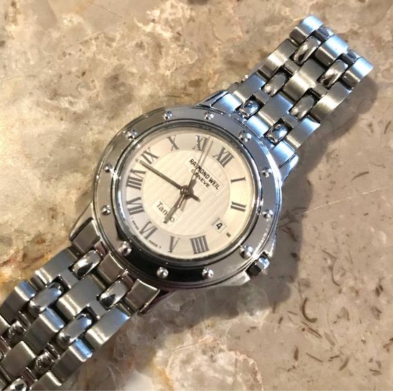 Reloj Raymond Weil Tango Mod 5360 Impecable