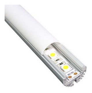 Perfil Aluminio Difusor Incluye Cinta Led Tira 2mt Economico
