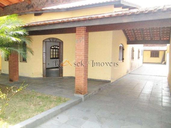 Maravilhosa Casa, Muito Ampla Com Preço Especial Para Vender! - V257