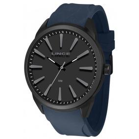 Relógio Lince Masculino Pulseira De Silicone Mrp4385sp1dx