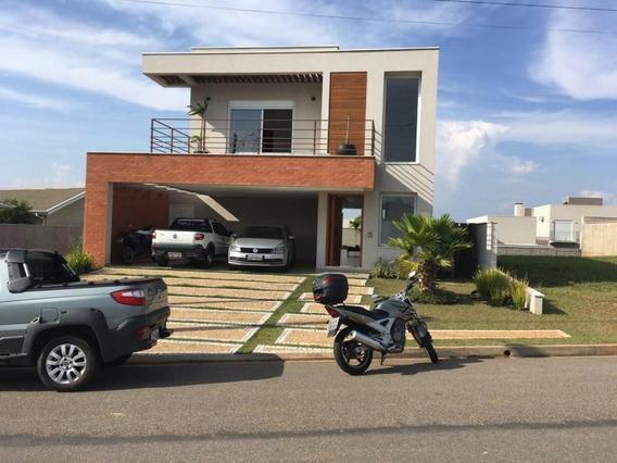 Casa Em Condomínio Para Venda Em Bragança Paulista, Villa Real De Bragança, 3 Dormitórios, 3 Suítes, 4 Banheiros, 2 Vagas - 5837