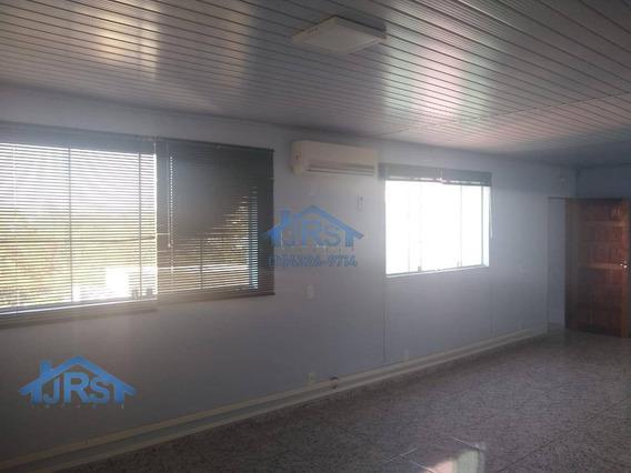 Salão Para Alugar, 70 M² - Sl0040