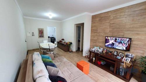 Apartamento Com 3 Dormitórios À Venda, 86 M²  - Jardim Primavera - Jacareí/sp - Ap2639