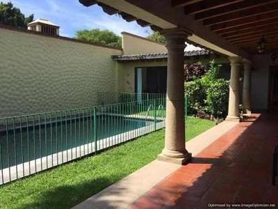 Se Vende Casa Un Nivel $ 5 490,000 Colonia Hacienda Tetela C/vigilanci