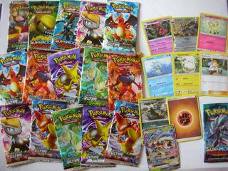 Cartas Pokemon Varios Modelos