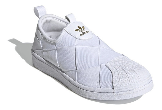 Tênis adidas Superstar Slip-on Branco