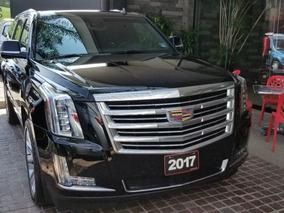 Cadillac Escalade Esv 6.2 Premium 8 Pasajeros At 2017
