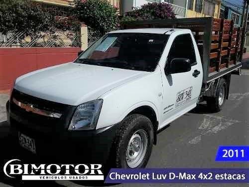 Chevrolet Luv D-max Estacas 4x2 Mecánica Diesel