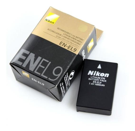Bateria Nikon En-el 9