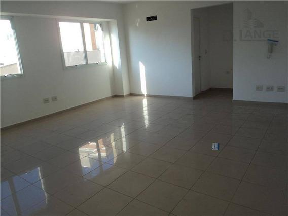 Sala À Venda, 40 M² Por R$ 290.000 - Botafogo - Campinas/sp - Sa1054