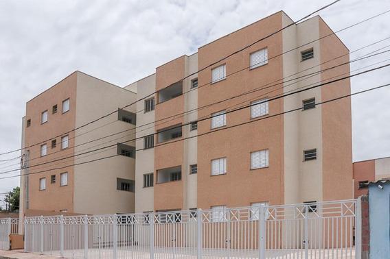 Apartamento Com 1 Dormitório À Venda, 38 M² Por R$ 119.288 - Aparecidinha - Sorocaba/sp - Ap2736