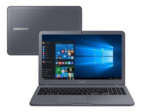 Notebook Samsung 4gb 500gb 15.6s E20 Np350xaa-kdabr