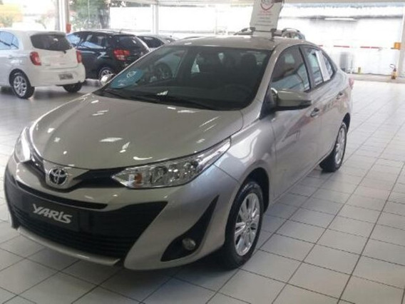 Toyota Yaris Sedan Xl Plus Tech 1.5 Flex 16v, Fya5543