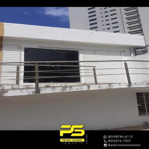Imagem 1 de 6 de Sala Para Alugar, 37 M² Por R$ 1.500/mês - Miramar - João Pessoa/pb - Sa0210