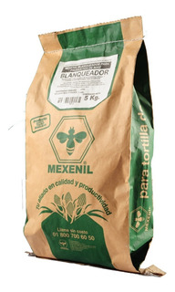 Blanqueador Para Tortillas De Maíz (btm) 5kg Mexenil