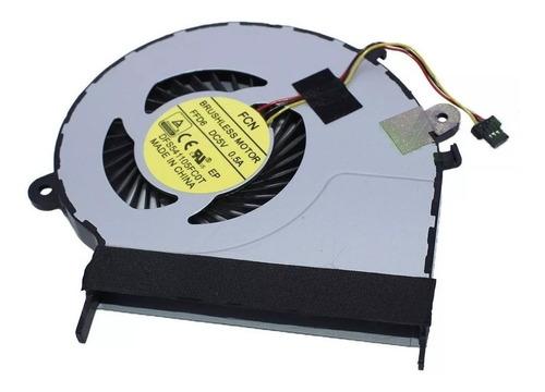 Imagen 1 de 2 de Ventilador Abanico Toshiba L55-b / L55-b5294 / L55-b5338