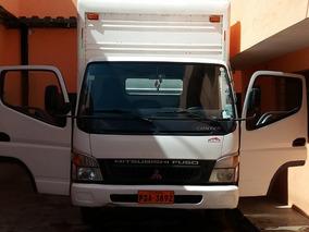 Camion 5.5. Con Furgon