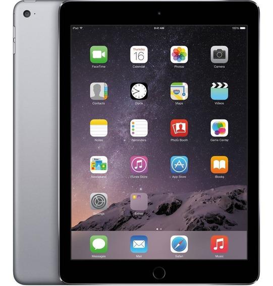 iPad Air 2 128gb Wifi + 4g Space Gray Mgwl2 Pronta Entrega