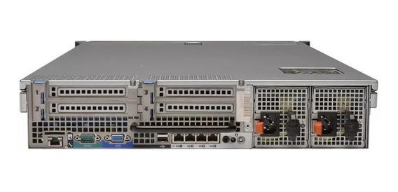 Dell Poweredge R710 2 Quad E5630 2.53ghz 16gb Ram 3 Hd 450