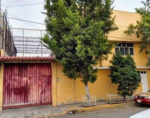 Casa Habitación En Nezahualcóyotl Colonia Maravillas
