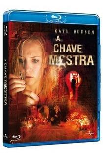 Blu-ray Original: A Chave Mestra - Lacrado