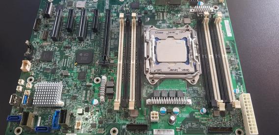 Processador Xeon 5e-1603v3 + Placa Mãe Ml110 Gen9