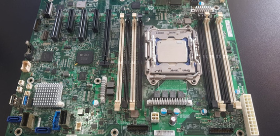 Processador Xeon 5e-1603v3 + Brinde - Placa Mãe Ml110 Gen9
