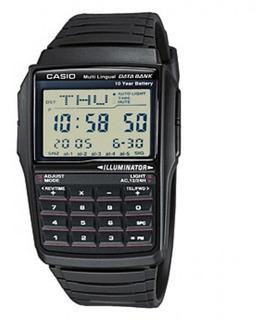 Reloj Casio Vintage Dbc 32 1a Calculadora Comercio Oficial