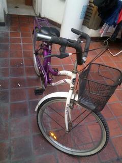 Bicicleta Aurora Family Usada 26