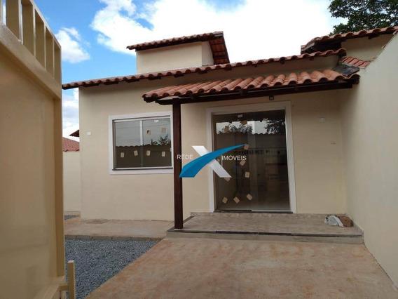 Casas Financiadas 2 Quartos Mateus Leme Mg. - Ca0631
