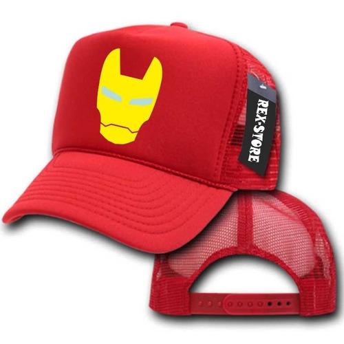 Iron Man Gorra
