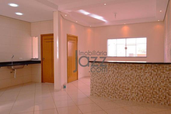 Casa Com 2 Dormitórios À Venda, 70 M² Por R$ 284.000 - Parque Nova Carioba - Americana/sp - Ca5397