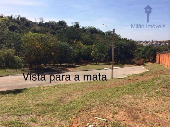 Terreno À Venda, 453m², Residencial Aldeia Da Mata, Bairro Itapeva Em Votorantim/sp - Te0178