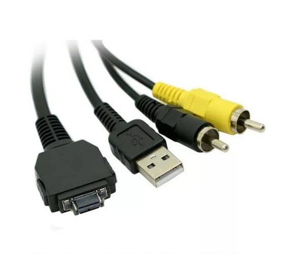 Cabo Dados Vmc-md1 Av Usb 2 Em 1 Sony