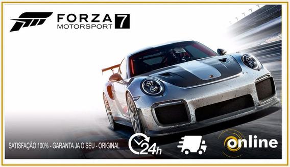 Forza Motorsport 7 Pc Original Digital - Forza 7 Pc