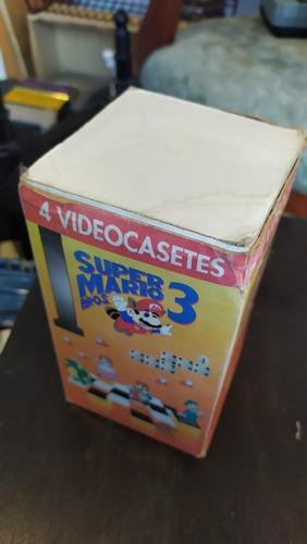 Imagen 1 de 6 de Cintas Betamax Super Mario Bros 3 Nintendo