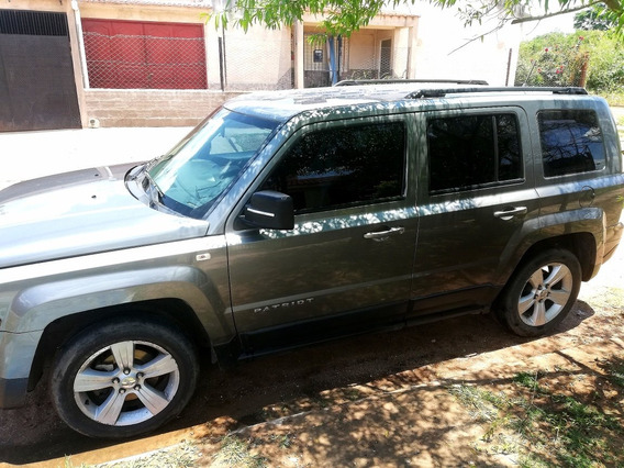 Jeep Patriot 2.4 Sport 4x4 170cv Atx 2012