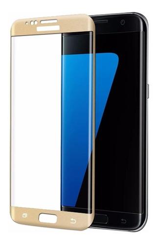 Lamina De Vidrio Curva Para Samsung S7 Edge
