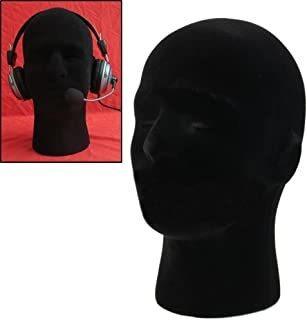 Liamtu Male Wigs Display Mannequin Head Stand Model Htc Vive