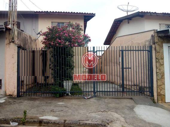 Casa Com 2 Dormitórios Para Alugar, 89 M² Por R$ 750/mês - Pompéia - Piracicaba/sp - Ca2799