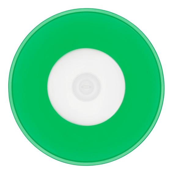 Tapa Silicona Oxo Reutilizable 28cm Sella Y Protege Aliment.