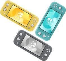 Imagen 1 de 4 de Nintendo Switch Lite 100% Portatil Avenida Tecnologica