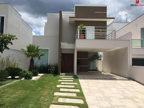 Sorocaba - Casa 3 Suítes Villa Verona - 66351