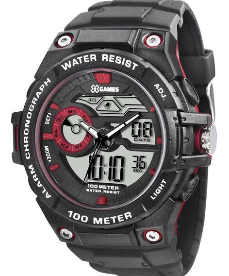 Relógio Masculino Xgames Xmppa185 Bxpx Anadigi