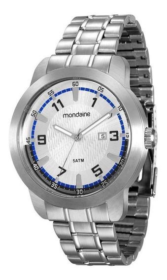 Relógio Mondaine Masculino 78671g0mvna2 Frete Grátis